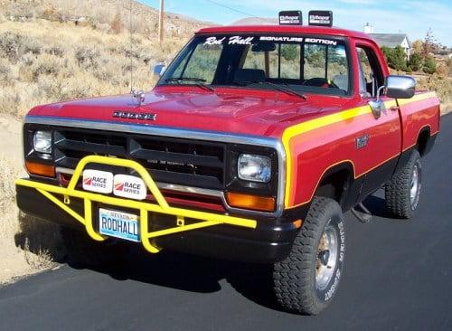 10 Bad 90's Dodge Trucks - Solo Auto Electronics