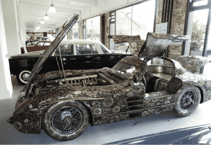 Dodge PCM | Top Ten Coolest Art Cars
