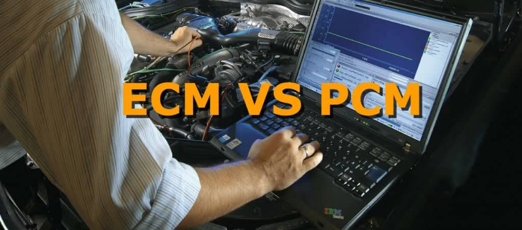 ECM vs PCM difference