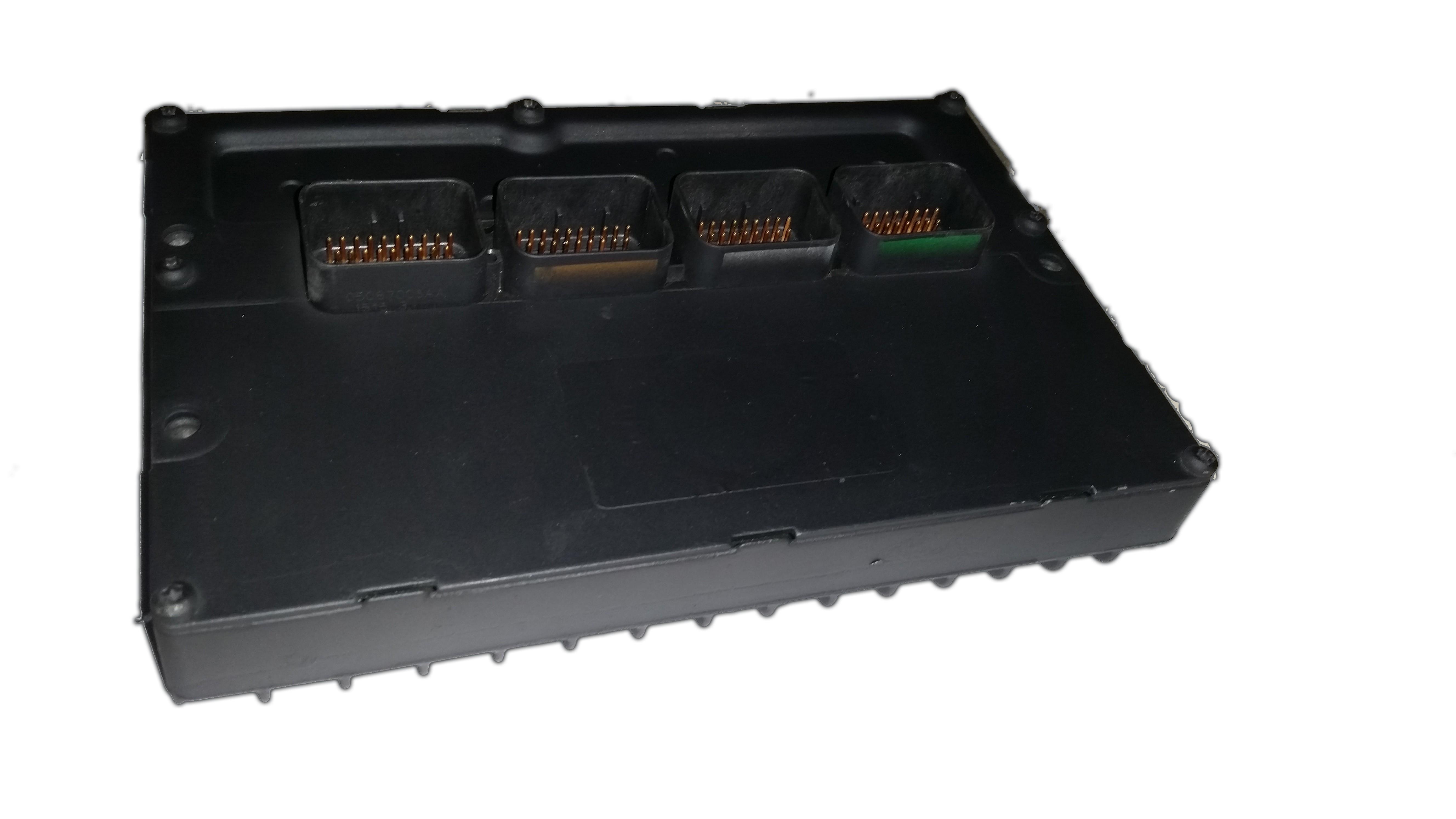 2009 Dodge Journey 24L 4 Cylinder Gas PCM  ECU  ECM Engine Computer
