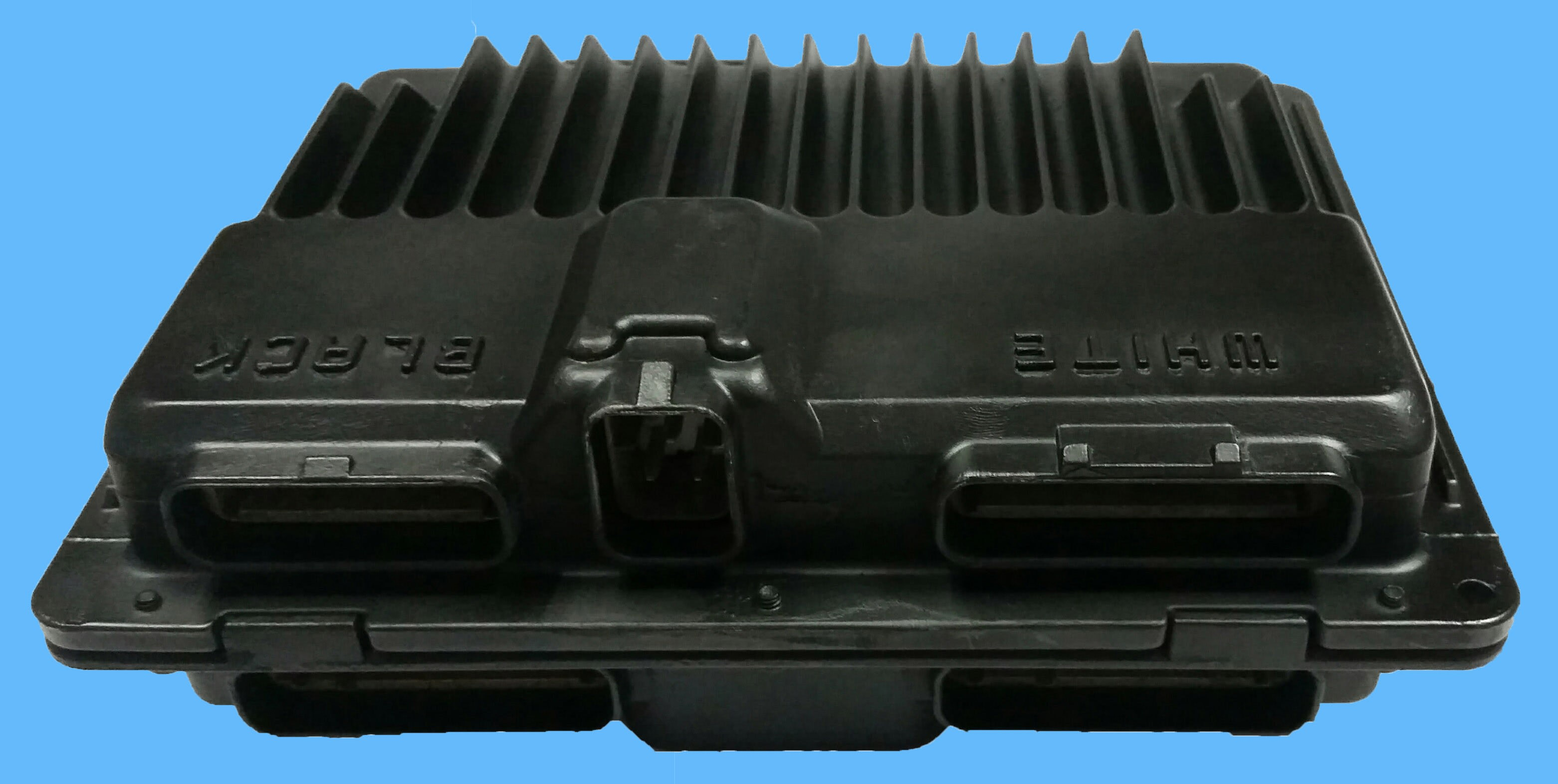 2000 Chevrolet S10 4.3L V6 Gas Engine Control Module ECM / ECU - Engine Control Module