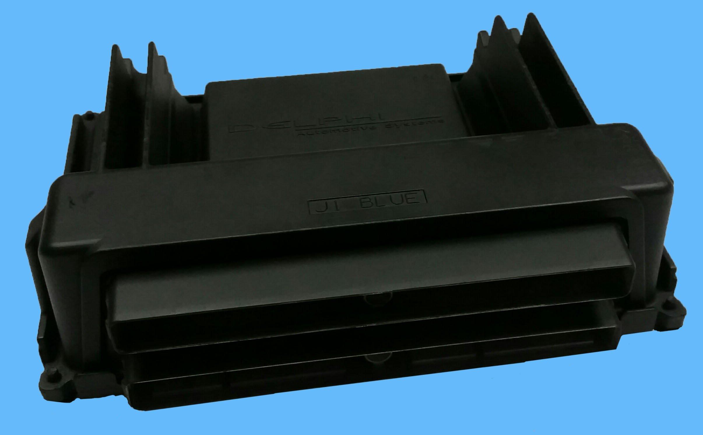 2002 Chevrolet Silverado 1500 4.3L V6 Gas Engine Control Module ECM / ECU - Engine Control Module