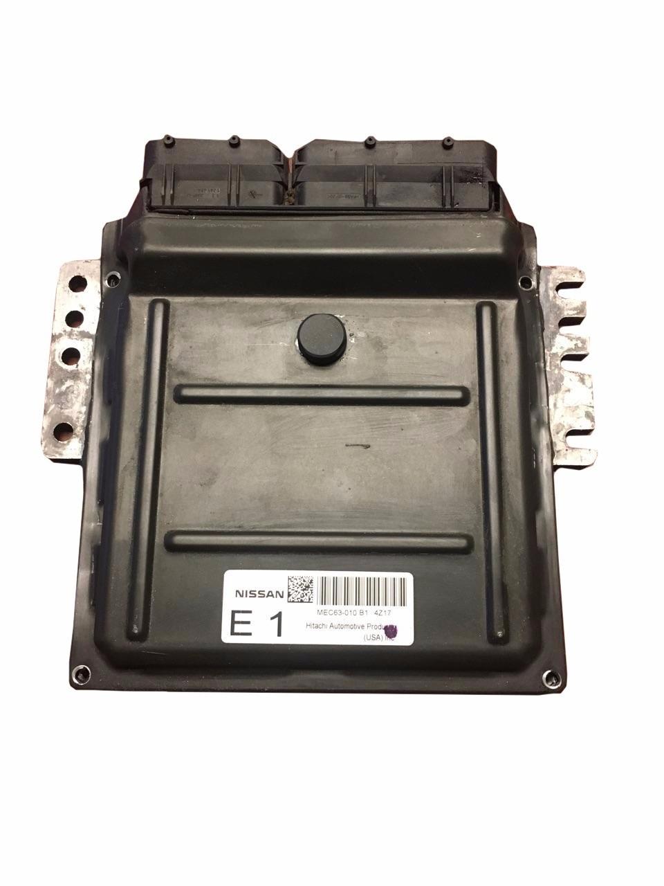 2007 Nissan Sentra 2 0L PCM / ECM / ECU REPAIR SERVICE ONLY