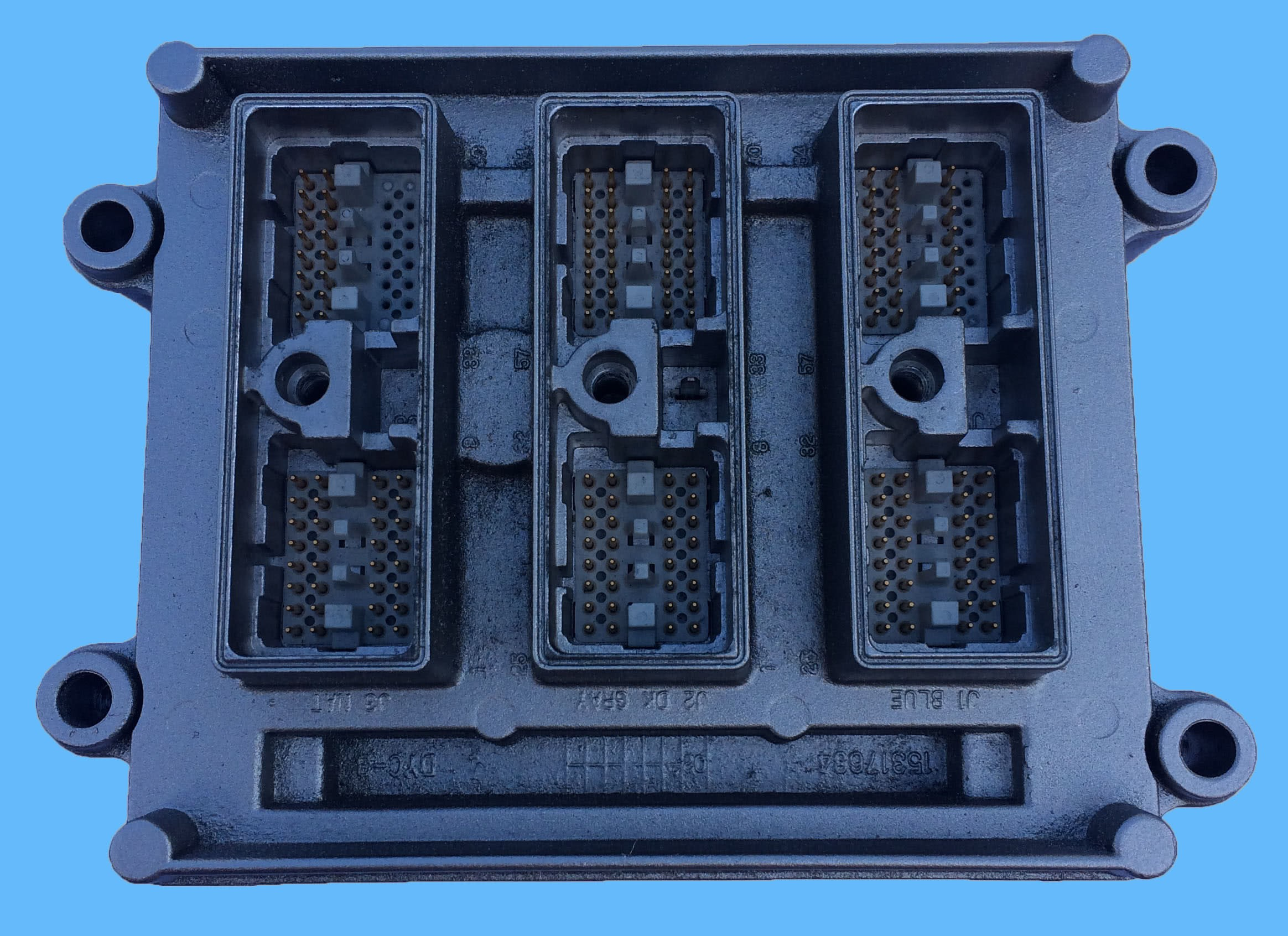 2002 Chevrolet Trailblazer EXT 4.2L V6 Gas Engine Control Module ECM / ECU - Engine Control Module