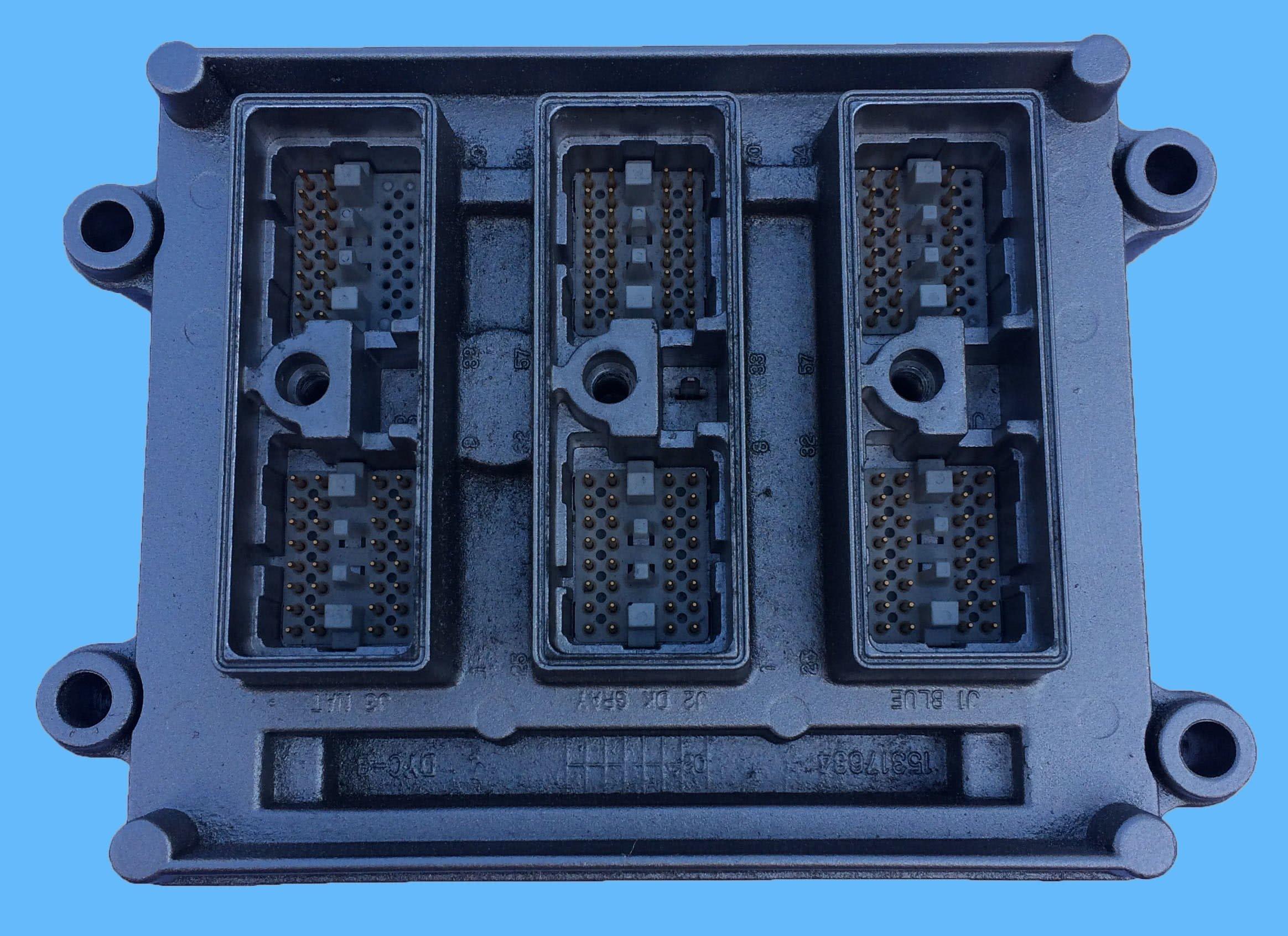 2004 Chevrolet Trailblazer 4.3L V6 Gas Engine Control Module ECM / ECU - Engine Control Module