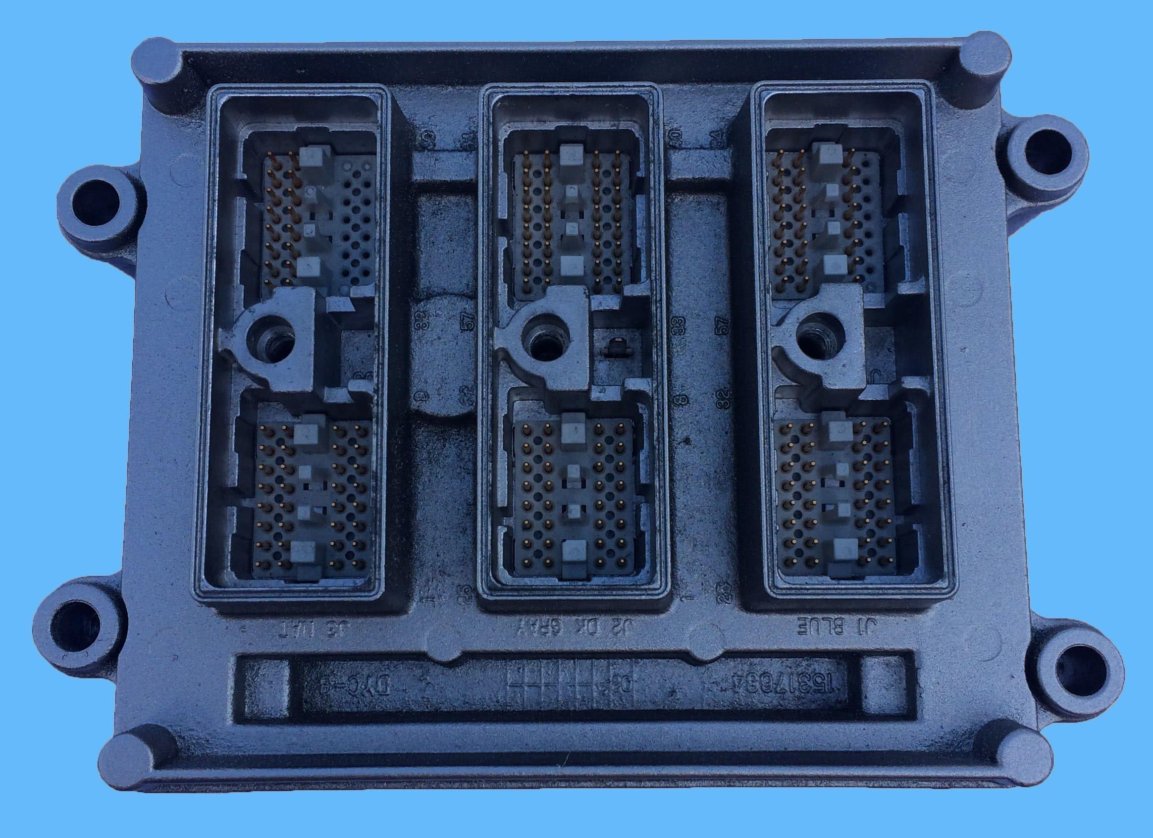 2001 Oldsmobile Bravada 4.3 V6 Cylinder Gas Engine Control Module ECM / PCM - Engine Control Module